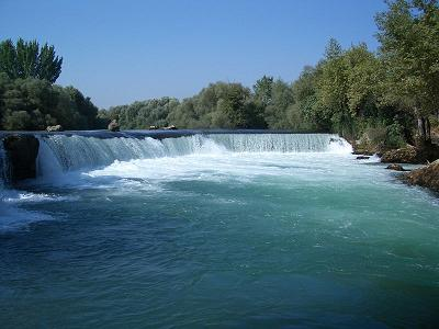 Manavgat-waterval